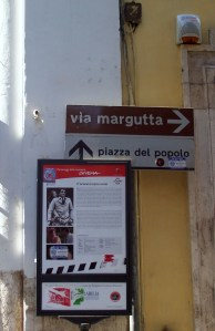 Via Margutta to Popolo