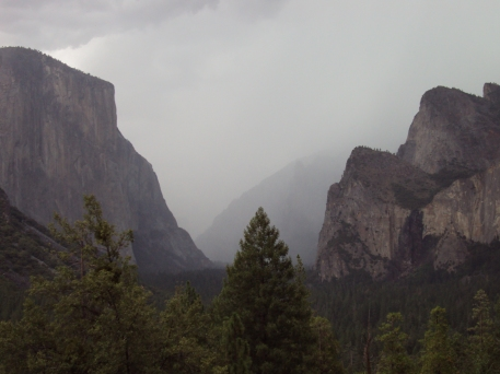 What I Did on My Summer Vacation: Yosemite National Park