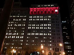Lit up for Lunar New Year