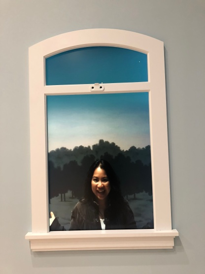 The Rene Magritte Exhibit at SFMOMA - Interactive